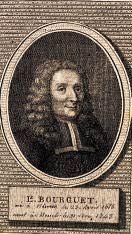 Bourguet, Louis (1678-1742), established in Neuchâtel