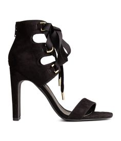 Sandals with Lacing | H&M Shoes