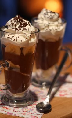 Food And Drink, Pudding, Coffee, Drinks, Cake, Recipes, Kaffee, Drinking, Beverages