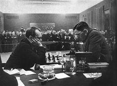 Alekhine vs Euwe