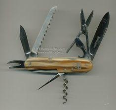 Neiman Marcus branded Wengerinox (Wenger) Swiss army knife