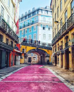 [New] The 10 Best Travel Ideas Today (with Pictures) - The Pink Street Lisbon Portugal Visit Portugal, Portugal Travel, Lisbon Nightlife, Lisbon Beaches, Pink Street, Portuguese Culture, Cool Places To Visit, Night Life, Identity