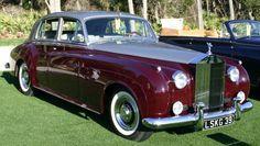 British Cars - 1959 Rolls Royce Silver Cloud I