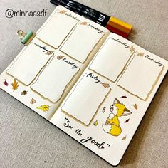 journal ideas 2018 Fox themed weekly spread bullet journal september Jornal de bala com tema semanal da Fox em setembro Bullet Journal August, Weekly Spread Bullet Journal, Bullet Journal Calendrier, Bullet Journal Agenda, Bullet Journal Simple, Bullet Journal Travel, Bullet Journal Quotes, Bullet Journal Cover Page, Bullet Journal Notebook