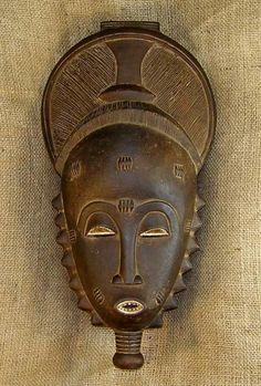 African Masks - Yaure Mask