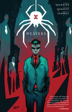 Weavers #1 - TPB (Issue)