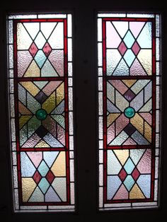Victorian Stained Glass - Coriander Stained Glass