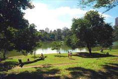 Parque da Aclimação - Aclimação - São Paulo, SP