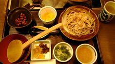 茸雑炊(w/おろしそば)