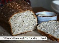 We guarantee this video will make you want to rush to the kitchen and bake your own loaf of this homestyle Whole Wheat and Oat Sandwich Bread. Our food director Annabelle Waugh takes you through every step, making it easy to see just how it's done.