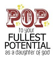 A Bushel and a Peck of FUN: Young Women's Lesson - Finding Joy in our Divine Potential Activity Day Girls, Activity Days, Personal Progress Activities, Pillow Treats, Mormon Messages, Young Women Lessons, Object Lessons, Daughter Of God, Daughters