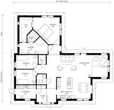 hus planlösning 150 kvm byggyta - Sök på Google