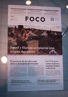 Diario Foco on Editorial Design Served