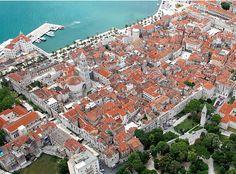 A City Inside a Palace: Split, Croatia
