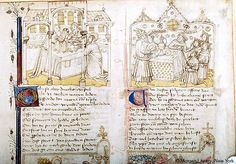 Vita Christi (Life of Christ), MS M.649 fol. 2r - Images from Medieval and Renaissance Manuscripts - The Morgan Library & Museum