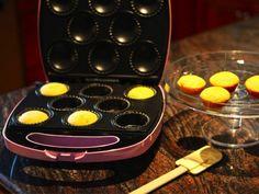 Babycakes  - Mini Cupcake Maker -  Paper Liners for Babycakes Cupcake Maker