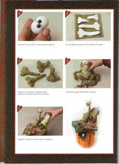 Muñecos Country Nº 96 - Nena Coqueta - Álbuns da web do Picasa