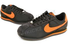 NIKE Cortez Basic Nylon 06 317249 202    Velvet Brown / Bright Mandarin    The Nike Cortez Basic Nylon 06: Trusted and true    The Nike Cortez was a star on the track before becoming a Nike Sportswear classic. With the same iconic silhouette as the original, the Nike Cortez Basic Nylon 06 Men's Shoe stays true to its roots.