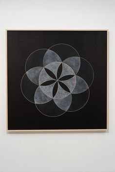 Christopher Badger (via Silverman Gallery - Artists - Christopher Badger - Geometric Constructions of Antiquity, 6)