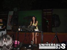 Djane: Ngelik - @UniversalsDjs