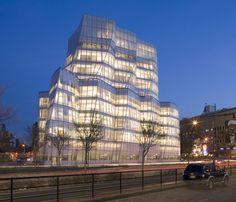 IAC building NY