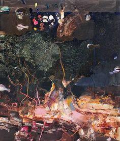 Darwin's Room by Adrian Ghenie
