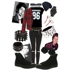A Day With Luke Hemmings