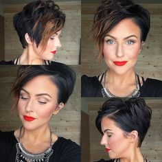 15x Hairstyles With A Short Back And Long Front! - Hairstyle Center!