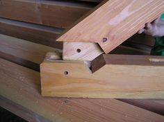 mortise and tenon - Google Search