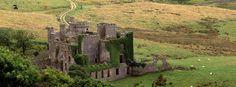 castle ruins Ireland - Buscar con Google