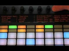 Vocoder with Ableton Live 9 and Push | w i n t e r p a r k