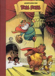 Bommel en Tom Poes - Avonturen van Tom Poes 0 t/m 19 - 20x hc - 1e druk (heruitgave) - (2000 / 2007) Book Illustration, Illustrations, Olie, Bd Comics, The Old Days, Cold War, Children's Books, Cartoon Characters, Toms