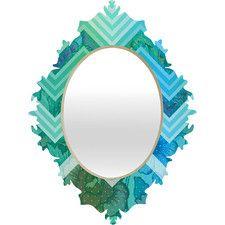 Solve Gabi Azul Baroque Mirror Online Limited supply