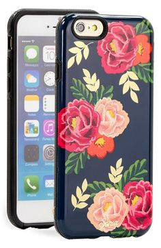 Free shipping and returns on Sonix 'Lolita' iPhone 6 Case at Nordstrom.com. Form meets function on a stylish, scratch-resistant polycarbonate case printed with lush roses and outfitted with a shock-absorbent rubber core.