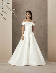 910c51617a7 Caroline Castigliano 2019 50 classic timeless wedding dresses Haute  Couture