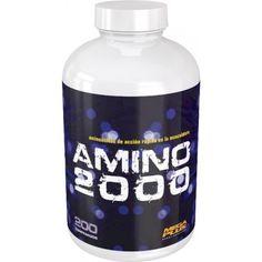 AMINO 2000 200 Comprimidos http://137.devuelving.com/producto/amino-2000-200-comprimidos/13120