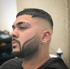 Trendy Hair Styles For Men Braided 35 Ideas Combover Hairstyles, Trendy Hairstyles, Beard Styles For Men, Hair And Beard Styles, Mullet Hairstyle, Greaser Hairstyle, Men's Hairstyle, Hair Cutting Techniques, Shaved Hair Designs