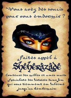 affiche sheherazade