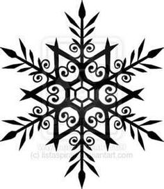 Snowflake Tattoo By Listaspiran On DeviantART