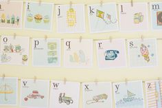 Freebie of the month club- kids alphabet cards- the fun insta decor club that anyone can join. And this week, it's our entire alphabet series. Alphabet Signs, Alphabet Wall Art, Cute Alphabet, Alphabet Cards, Alphabet For Kids, Abc Wall, Handmade Home, Free Alphabet Printables, Printable Flashcards