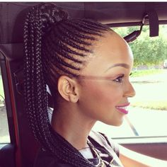 Love these braids