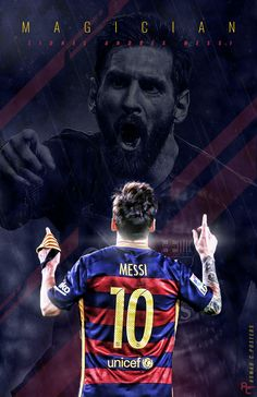 Messi The Magician Lionel Andres Forcabarca Fcbarcelona