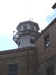 Eastern State Penitentiary Prison Philadelphia PA by Long Island Paranormal Investigators - Ghost Haunted Demonic Investigation Ghost Hunter New York NY Haunted Places, Abandoned Places, Eastern State Penitentiary, Prison Life, Ghost Hunters, U.s. States, Water Tower, Philadelphia Pa, Photo Reference