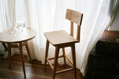 High L Shape Back Chair Fnji/Remodelista