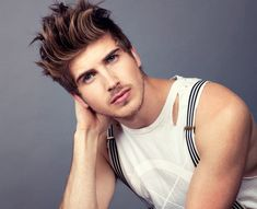 Joey Graceffa Covers BELLO mag Young Hollywood                                                                                                                                                      Plus