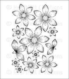 Heartfelt Creations   Sun Kissed Fleur PreCut Set  $15.99