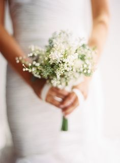 Lily of the Valley bouquet from  #BraedonFlynn.
