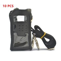 >> Click to Buy << 10 PCS New Leather Pouch Soft Case for BAOFENG UV-5R UV-5RA UV-5RB UV-5RC UV-5RD UV-5RE UV-5RG #Affiliate