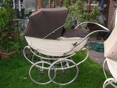Osnaths in the Attic - CoachBuilt Prams