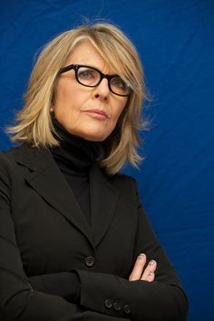 Image result for diane keaton hairdo